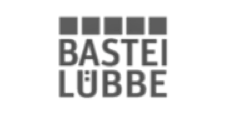 Logo von Bastei Lübbe als Beispielkunde bzw. Referenz